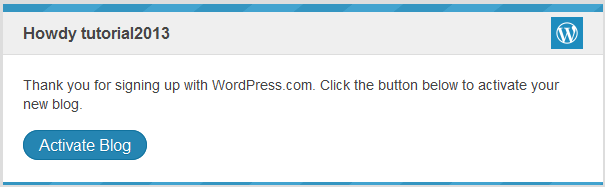 Email From WordPress