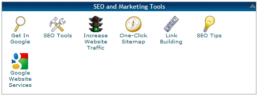 SEO Marketing cPanel