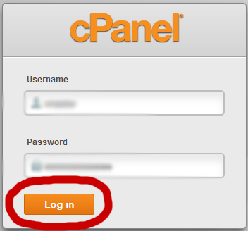 how to use cpanel to create a website pdf